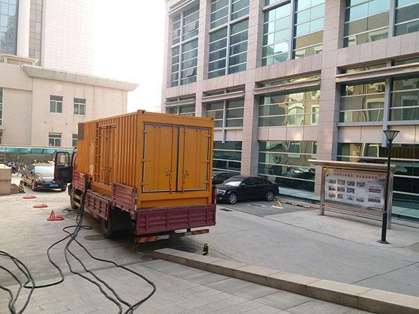 泰州二手880KW发电机组出租公司